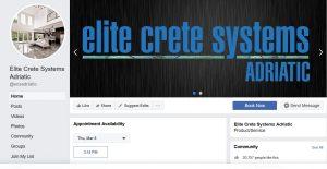 elitecreteadriatic facebook